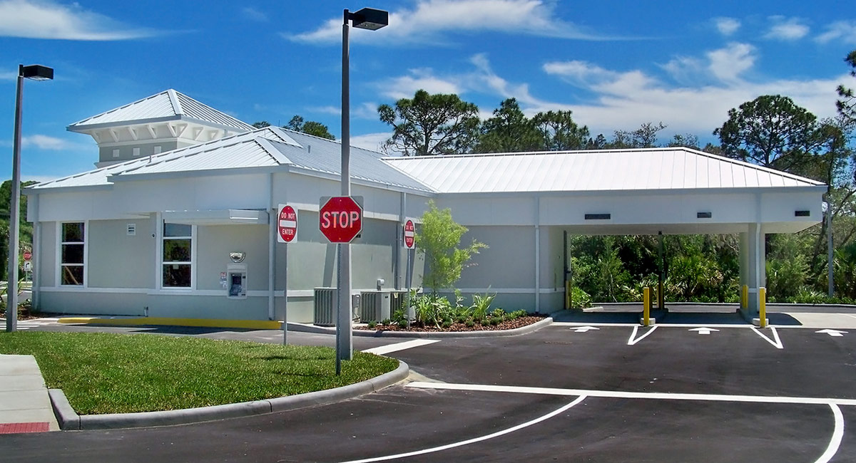 Kennedy Space Center Federal Credit Union, Edgewater