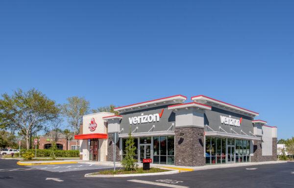 Verizon Arby's Retail