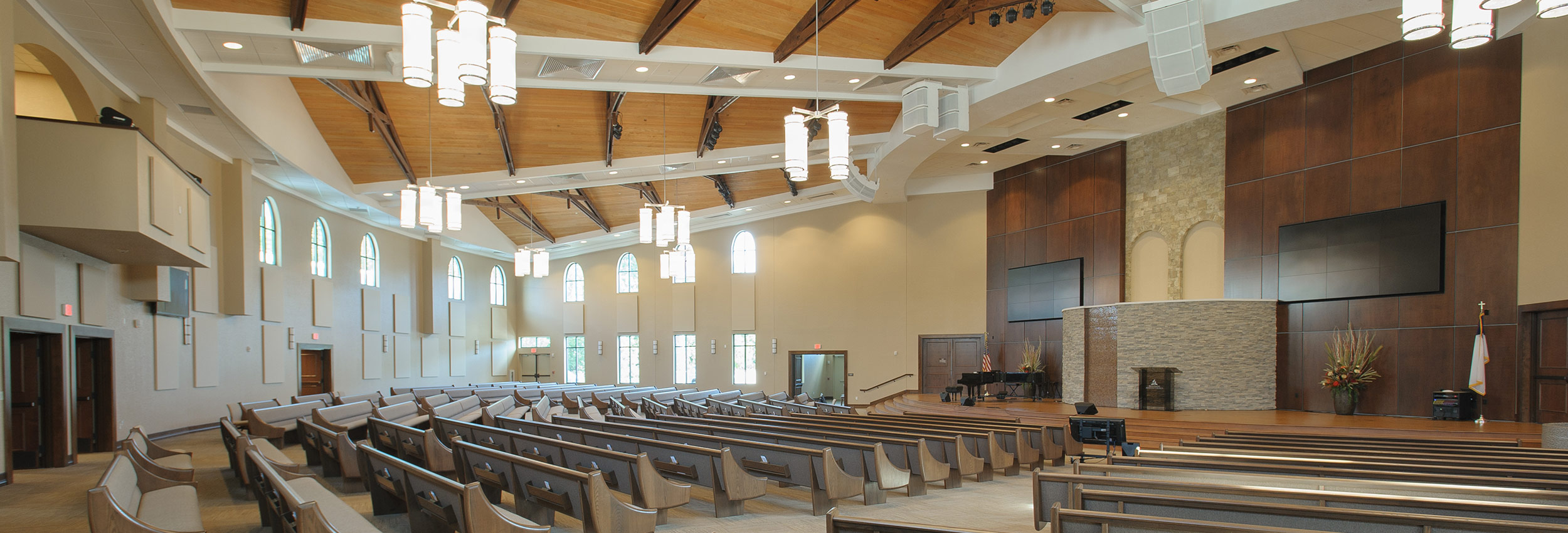 Wilson & Company Spring Meadow SDA project interior