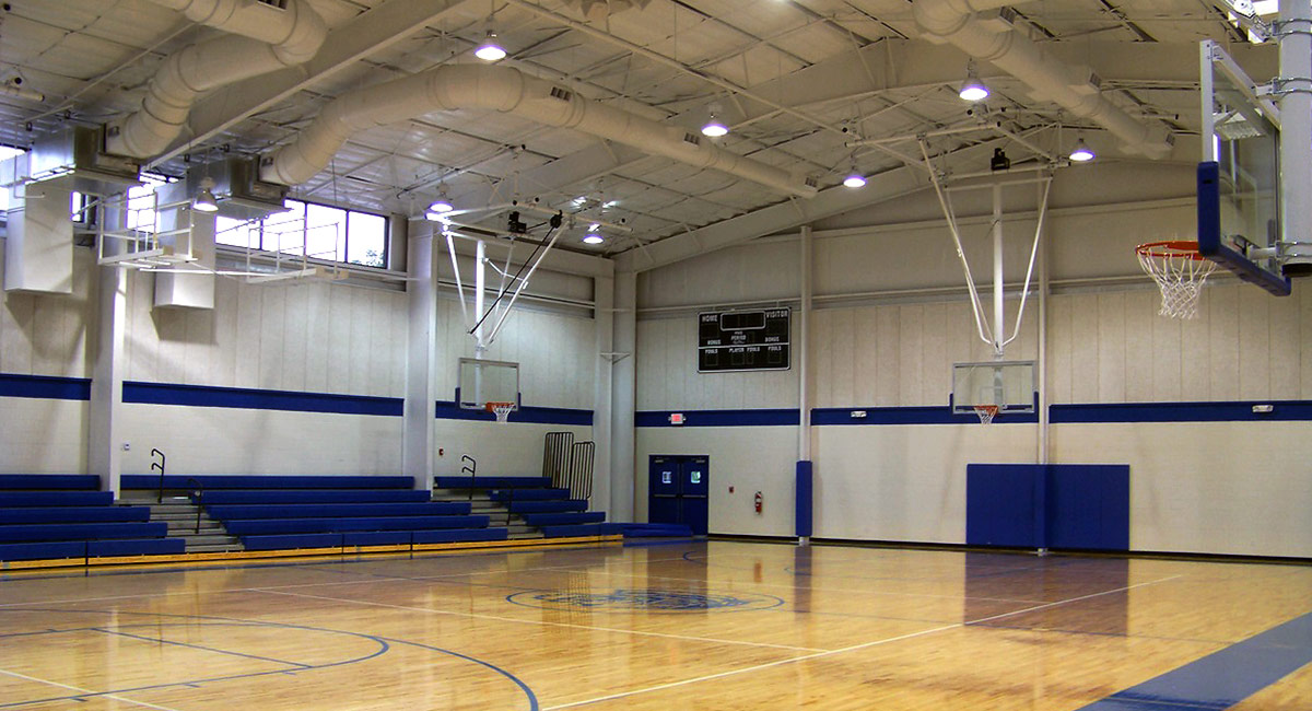 Tuskawilla Montessori Gym